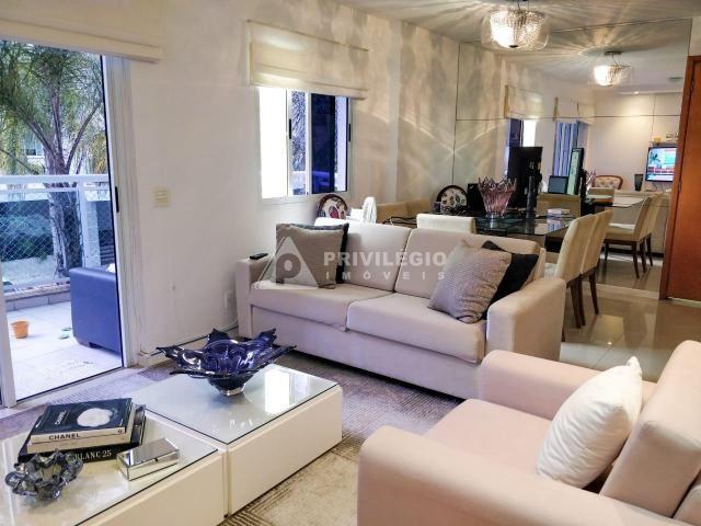 Apartamento à venda, 3 quartos, 1 vaga, BARRA DA TIJUCA - RIO DE JANEIRO/RJ - Foto 4