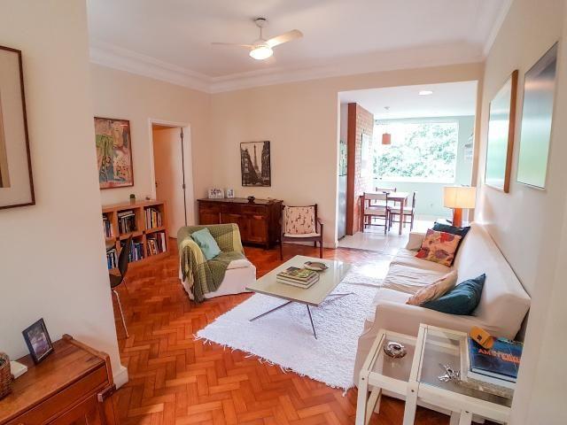 Apartamento à venda, 3 quartos, 1 vaga, Jardim Botânico - RIO DE JANEIRO/RJ