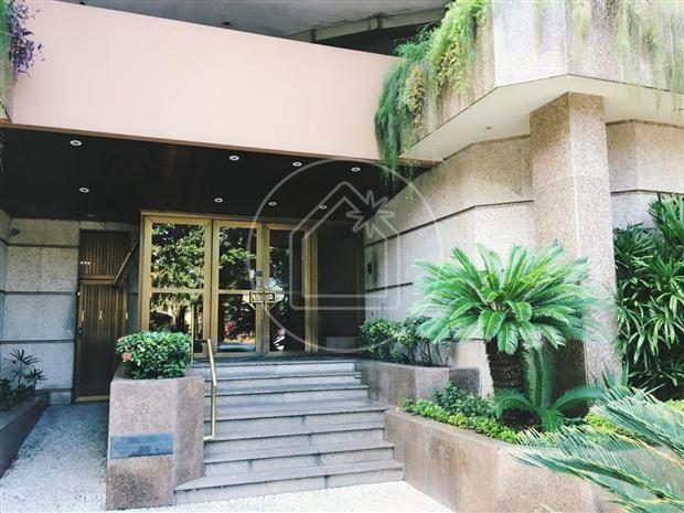 Apartamento à venda com 1 dormitórios em Lagoa, Rio de janeiro cod:877715