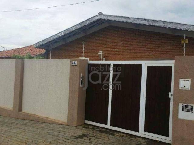 Oportunidade! Ótima Casa com 3 dormitórios à venda, 230 m² por R$ 580.000 - Jardim Paraíso - Foto 2