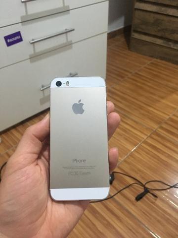 IPhone 5S Gold - Foto 2