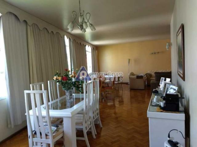 Apartamento à venda, 4 quartos, 2 vagas, Laranjeiras - RIO DE JANEIRO/RJ - Foto 2