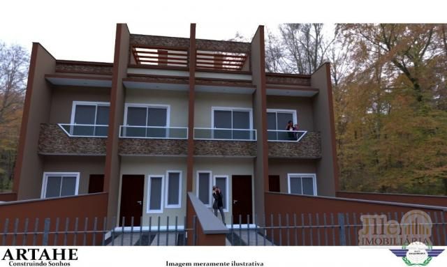 Casa à venda com 2 dormitórios em Itinga, Araquari cod:1291195 - Foto 3