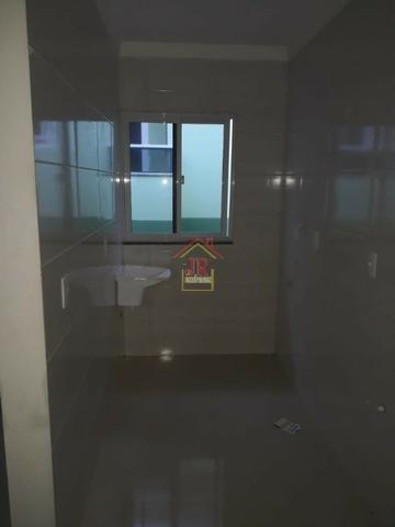 AL@-Apartamento com 02 dormitórios, banheiro social, cozinha, - Foto 9
