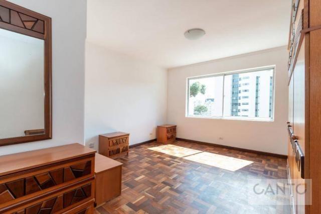 Apartamento com 3 dormitórios para alugar no Batel - condomínio com valor baixo, 96 m² por - Foto 11