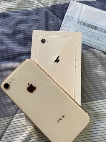 IPhone 8, 64gb , pouco uso! Novinho - Foto 3