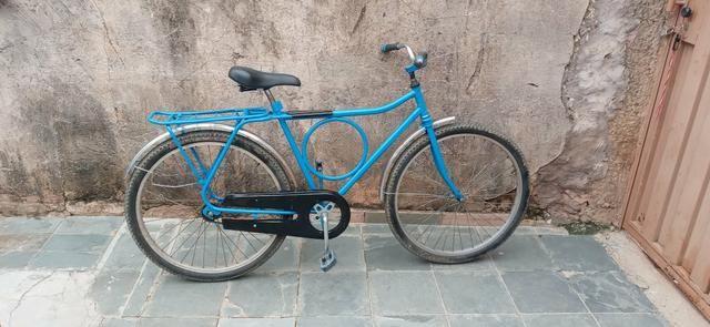 Troco ou vendo bicicleta monark cachinbada original