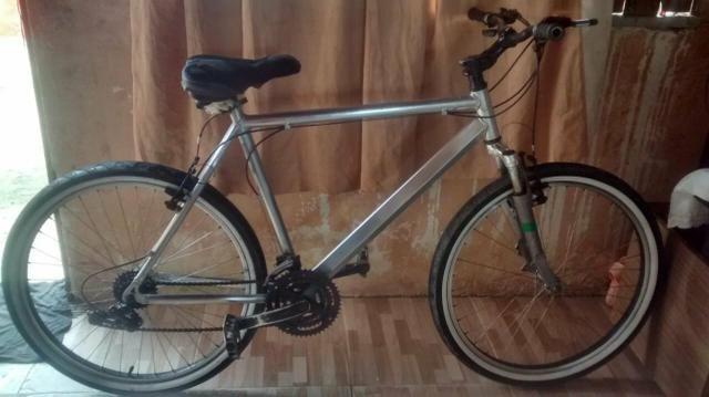 Bicicleta para trocar em celular