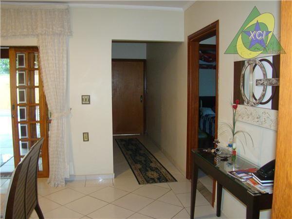 Casa Residencial à venda, Parque São Quirino, Campinas - CA0443. - Foto 9