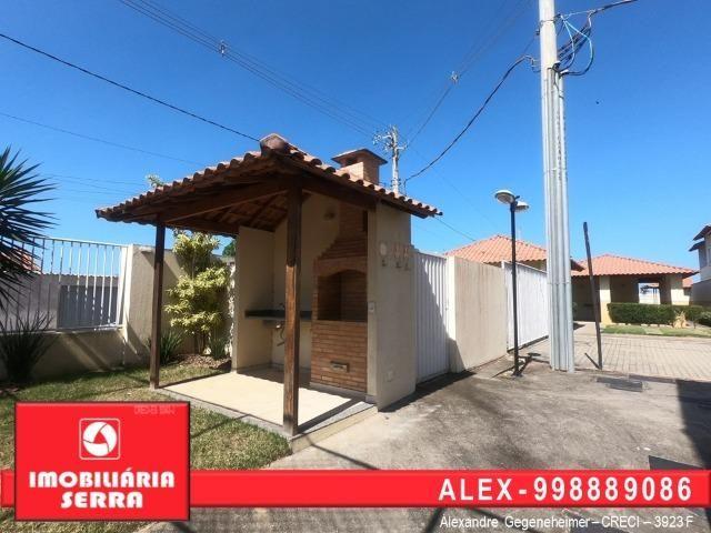 ALX - 106 Casa com Piscina - Troque seu Aluguel por uma casa de 2 Quartos novinha - Foto 3