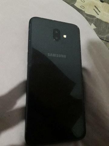Samsung j6 + plus com caixa - Foto 2