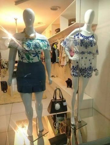 Passo ponto loja feminina Feminina