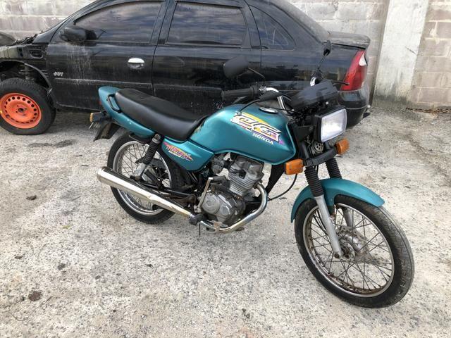 Moto Honda Titan 125 1999 - Foto 2