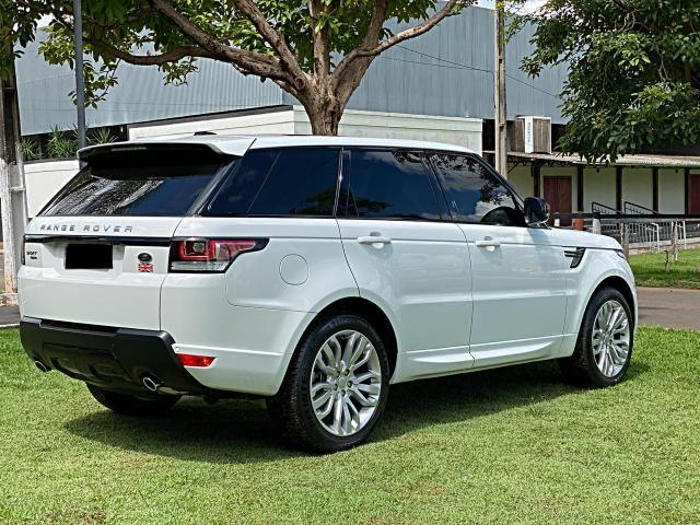 Range Rover Sport HSE   2016   Diesel   SDV6 + nova do Brasil - Foto 8