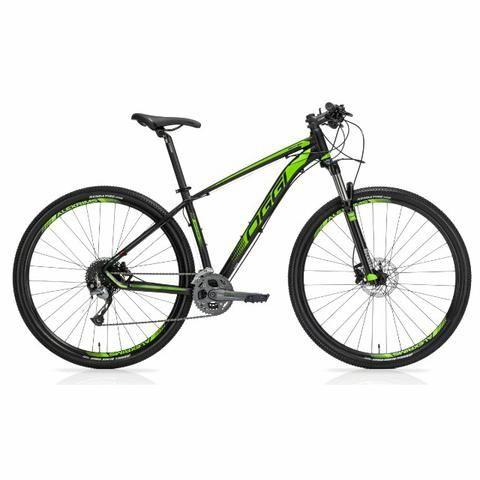 Bicicleta MTB Oggi Big Wheel 7.1 29 Tamanho 17 Super Promoção + Brindes Com Nota Fiscal - Foto 2