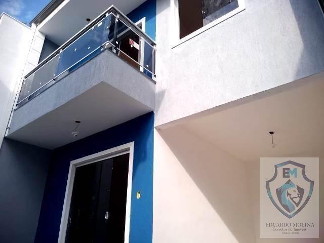 Linda casa 3 quartos Guarujá Mansões R$225.000,00 - Foto 9