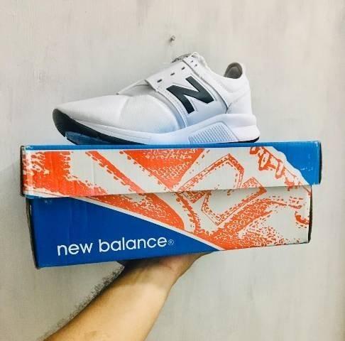 Tênis new balance novo na caixa tam 39 - Foto 2