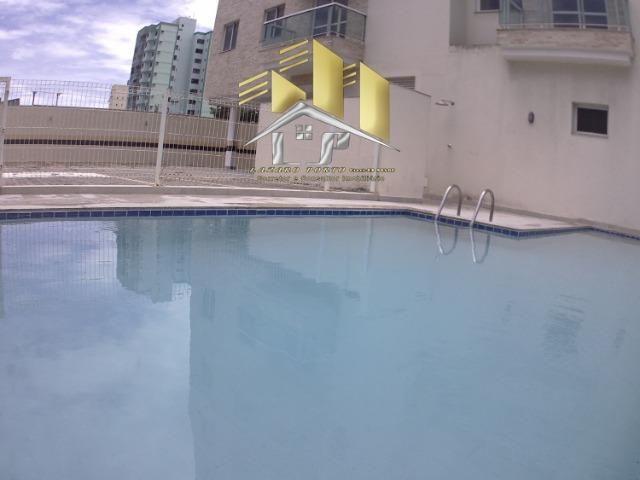 Laz- Alugo apartamento com varanda perto da praia (09) - Foto 7