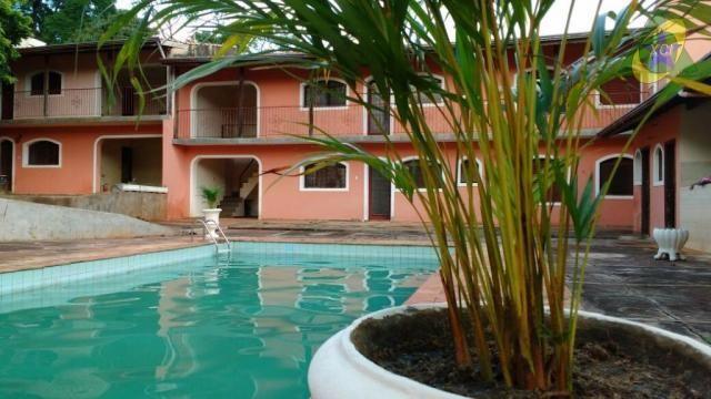 Casa residencial para locação, Loteamento Solar Campinas, Campinas.