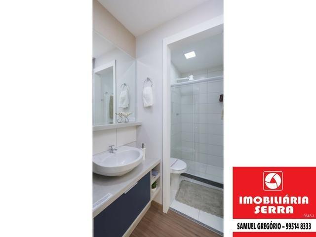 SAM 199 Condomínio Vista do Bosque - 2 quartos 45m² + quintal 15m² - Foto 2