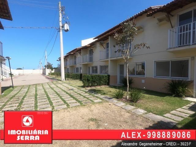 ALX - 106 Casa com Piscina - Troque seu Aluguel por uma casa de 2 Quartos novinha - Foto 19