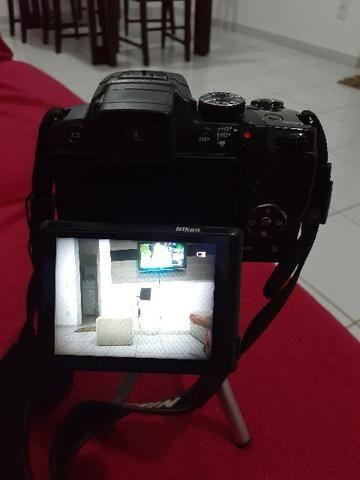 Nikon pouco tempo de uso - Foto 7