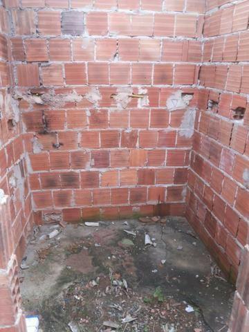 Casa em construção, excelente oportunidade para quem deseja sair do aluguel - Foto 4