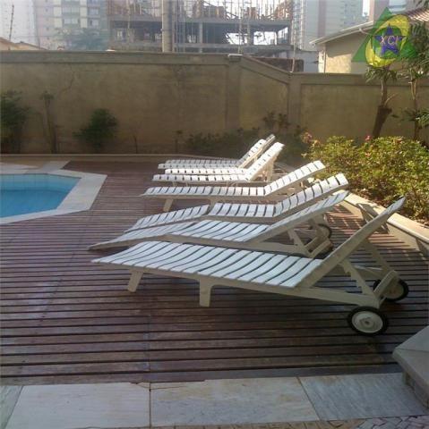 Apartamento residencial para locação, Cambuí, Campinas. - Foto 8