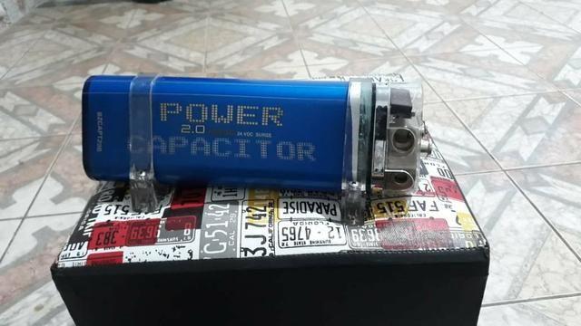 Power Capacitor 2.0