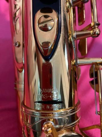 Saxofone Yamaha yas 62 japan - Foto 6