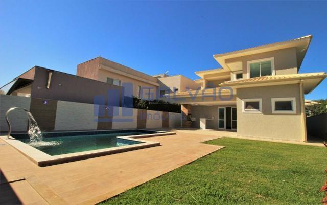 JG. Excelente / linda casa duplex no Boulevard Lagoa com 4 suítes!! - Foto 15