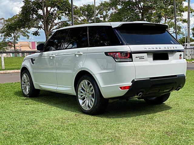 Range Rover Sport HSE   2016   Diesel   SDV6 + nova do Brasil - Foto 9