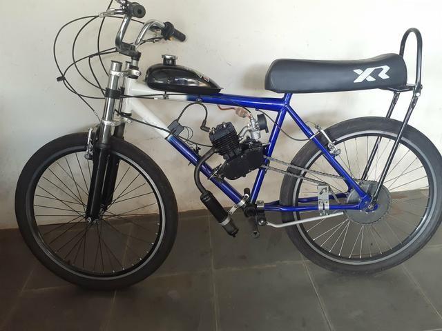 Bike motorizada 2 meses de uso