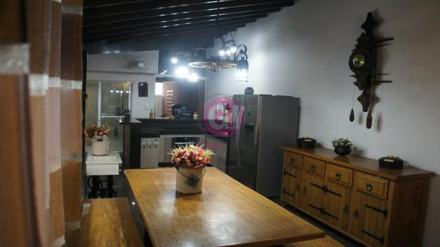 Venda/ casa condominio home clube - vila branca - jacarei-3 dormitorios suite - Foto 8