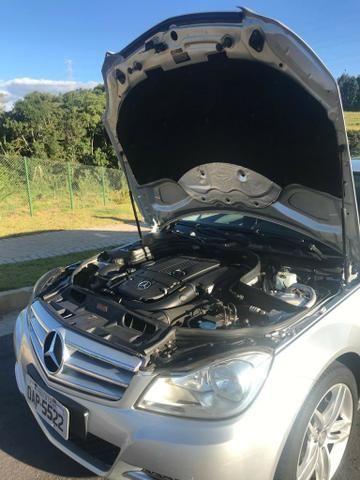 Mercedes-Benz C 180 1.8 CGI Classic 16V Turbo Gasolina 4P Aut. - 2011/2012 - Foto 10