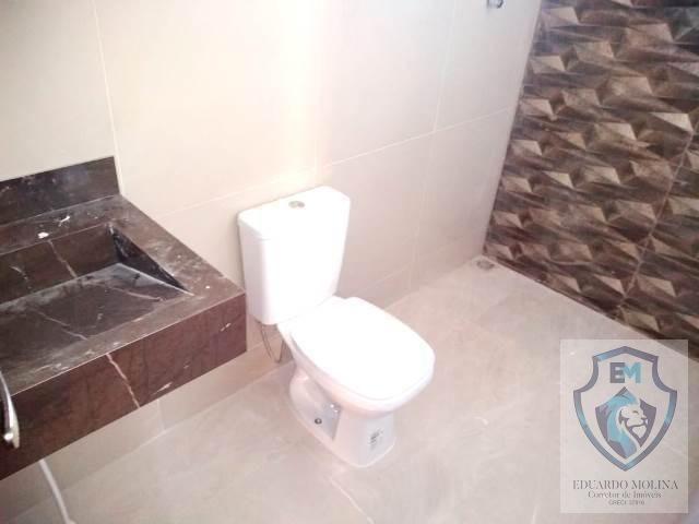 Linda casa 3 quartos Guarujá Mansões R$225.000,00 - Foto 15