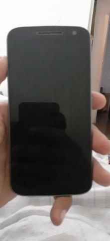 Moto g4 tem que troca bateria e botão liga e desliga