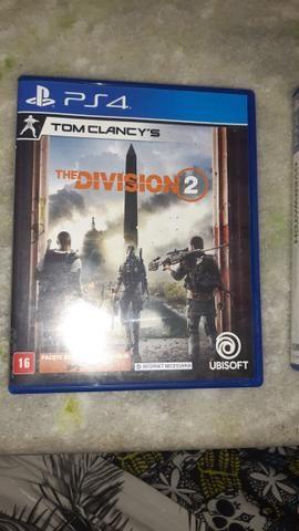 Vendo The division 2 Ps4