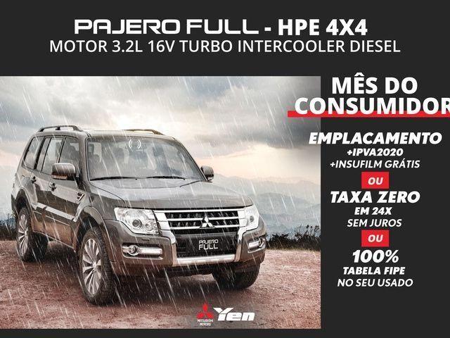 Pajero HPE Full 3.2 4x4 T.I.Dies. 5p Aut zero Km