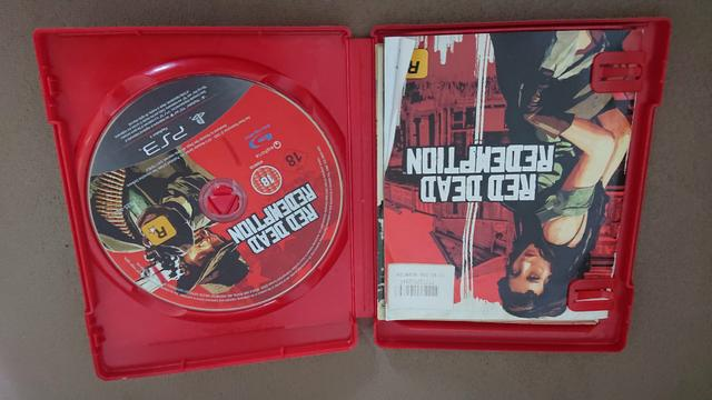 Red redemption ps3 - Foto 3