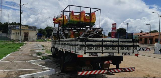 Vendo caminhão 3x4 - Foto 3