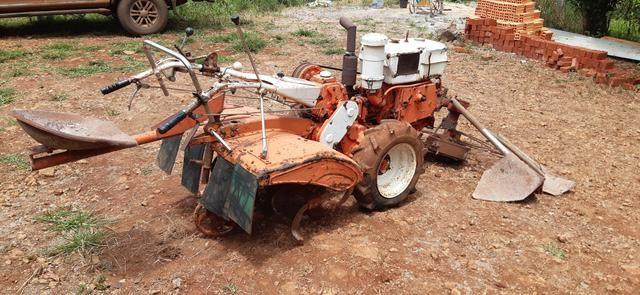 Micro Trator Tobatta - Foto 2