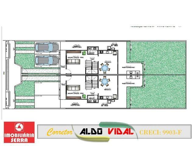 ARV 109. Casa 3 quartos em Área Nobre de Morada de Laranjeiras Finalizando Obras - Foto 20