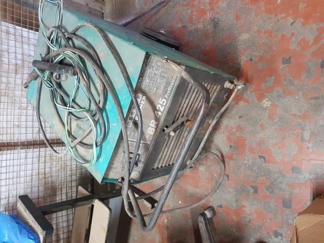 Retificador Para Solda 425 Amperes Balmer E Soltig Ht - Foto 3