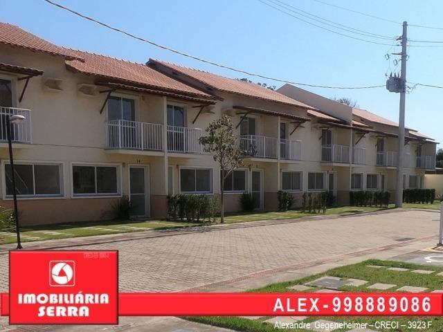 ALX - 106 Casa com Piscina - Troque seu Aluguel por uma casa de 2 Quartos novinha - Foto 15
