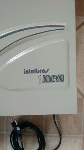 Central telefônica Intelbras 10040