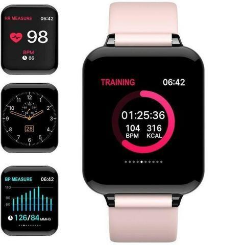 ORIGiNaL!!! Smartwatch HeroBand III Relogio B57 2020 - Foto 4