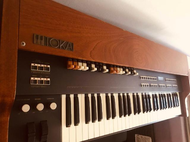 Orgão Tokai Tx5 Classic - Foto 4