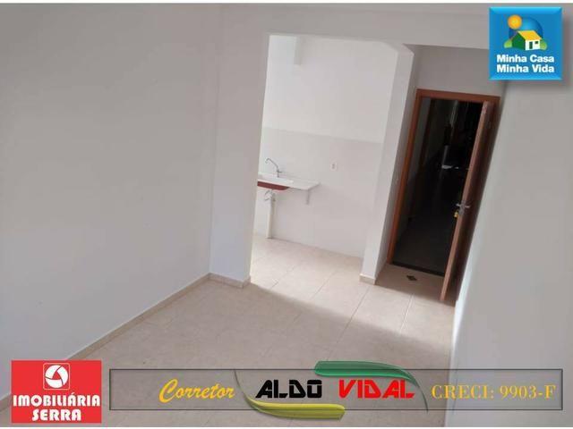 ARV 99 Apartamento 2 Quartos Novo Pronta Entrega. Praia Balneário Carapebus, Serra - Foto 5