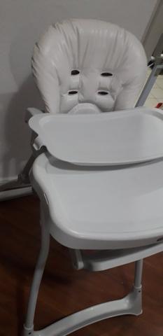 Cadeira de papa alimentação infantil - Foto 5